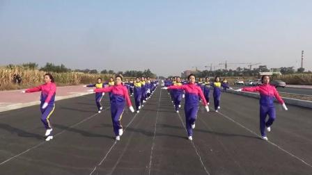 中国新东方第四套有氧健身操_高清