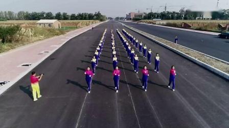 中国新东方第四套有氧健身操_高清(2)