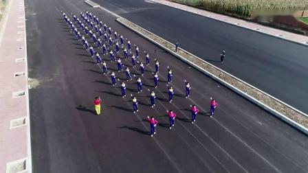 中国新东方第四套有氧健身操_高清(5)