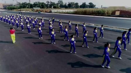 中国新东方第四套有氧健身操_高清(6)