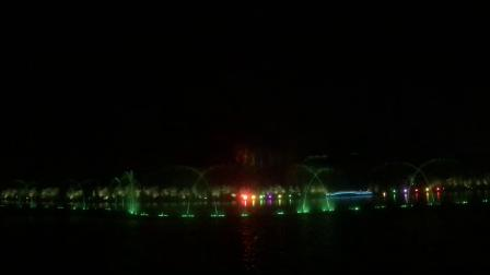乐清清和公园音乐喷泉-炫境