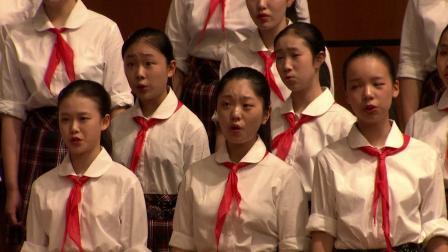陈国权改编作品 混声合唱《追寻》南京艺术学院附中合唱团 指挥:许洋 钢琴:许洋