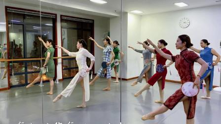 天津舞韵汸华舞蹈工作室《渔光曲》