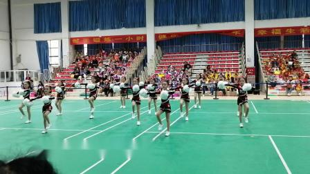 蚌埠市中小学生啦啦操健美操大赛,凤二小