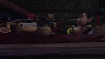 我在哪吒之魔童降世截了一段小视频