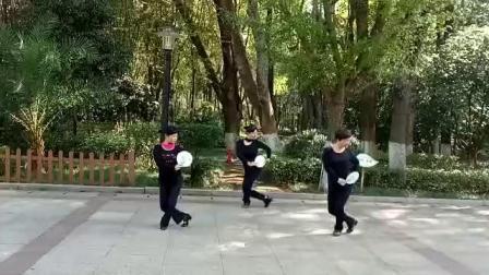 学跳毛老师新舞~蝴蝶与兰