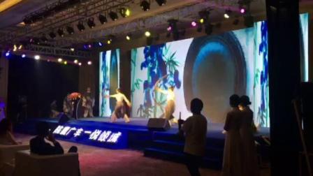 杭州戈尚文化古墨舞演出专业古墨舞演出开场古墨舞演出专业团队男女古墨舞演出