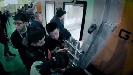 亚太菁英五轴加工机-新力光电交机仪式活动回顾!