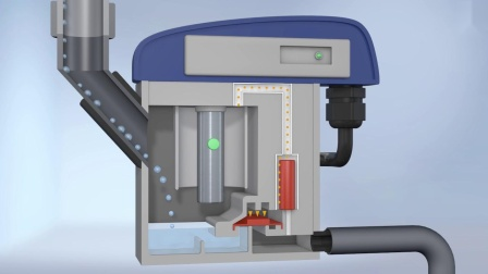 贝克欧科技 BEKOMAT 自动排水器