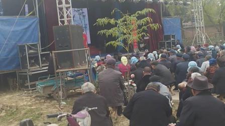 河南省郑州市豫剧二团菏泽东明县演出实况