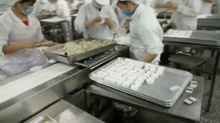 自动拍蝦饺皮机