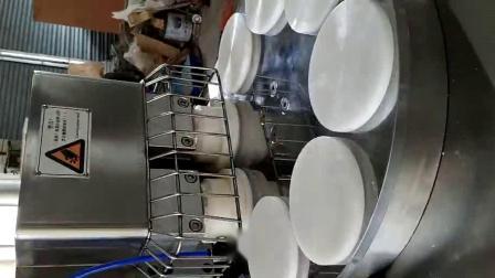 半自动拍蝦饺皮机1