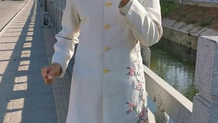 CCTⅤ牛恩发现之旅:家师口技达人(金松)老师在北京。
