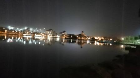 CCTV牛恩发现之旅:夏都夜色忆仓米古道情柔。