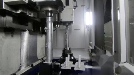 东台精机 2W2S BTA – 避震器深孔加工专用机