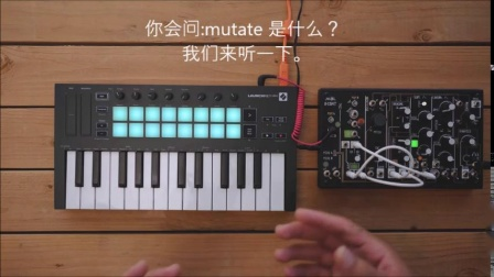Novation // Launchkey Mini Mk3 琶音器
