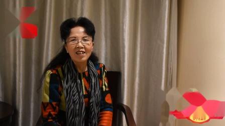 安宁走基层:龙怡珍,我国画哈密瓜的首位女画家