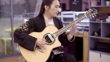 《将军令》叶锐文民谣吉他独奏
