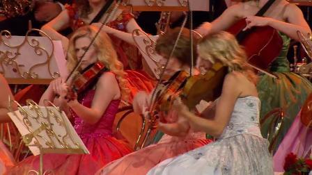 超有气氛的《第二圆舞曲》,安德烈瑞欧的前奏一响就被迷倒了