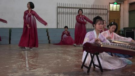 泰宁一中艺术节文艺彩排歌舞(5)。得胜者东权