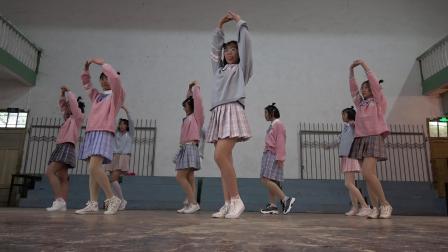 泰宁一中艺术节文艺彩排舞蹈(7)。得胜者东权