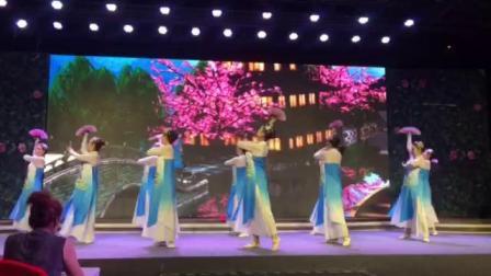 19年5月30日于金球国际舞蹈大赛 舞蹈:旗袍美人 (北京丰台阳光艺术团舞蹈队)