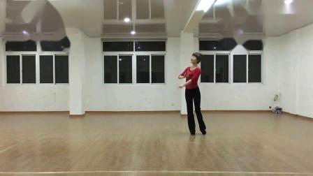 今夜难眠基本舞蹈教学