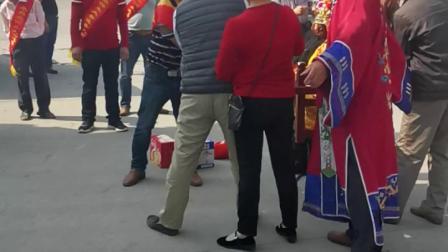 庆祝安竹坪永昌堂保生大帝白礁慈济宫进香三朝清醮庆典