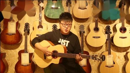【吉他食堂】吉他指弹教学 | 陈亮《china funk》第一部分教学讲解