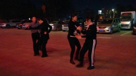 洪兰广场舞:水兵舞第九套