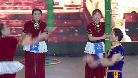建瓯挑幡表演节目-《欢庆》