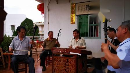 雨打范蕉(广东音乐)百家春乐队
