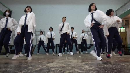 泰宁一中艺术节文艺彩排舞蹈(10)。得胜者东权