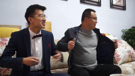 陈卓&李晓敏喜结良缘