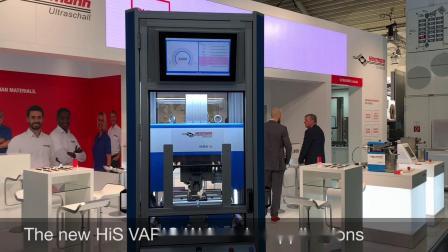 金属焊接设备亮相2019德国慕尼黑电子生产设备展览会-海尔曼超声波