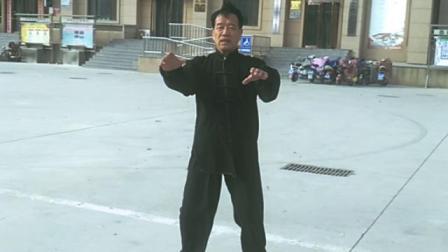 42式太极拳竞赛套路全套演练