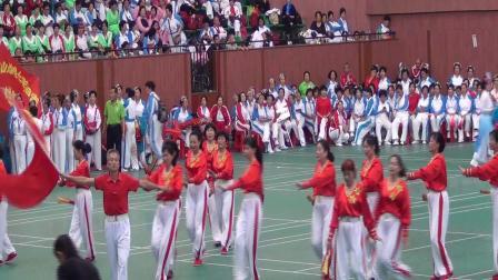 武术舞蹈巜英雄中国》编舞:潘楚莹