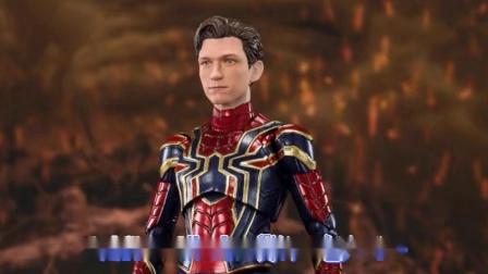 万代SHF复仇者联盟4新品情报!【小张的模玩空间】钢铁侠 蜘蛛侠 美国队长又来啦!全新惊奇队长如何?