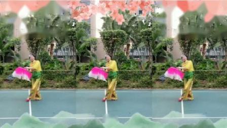 《一条大河》片段视频/榕树练习
