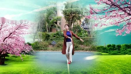 《映山红》花与影编舞/榕树演示。