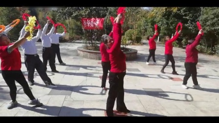 舞蹈-我和我的祖国(排练花絮)