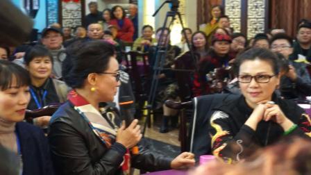 2019-11-23我们的越剧梦-相约忠孝园南通戏迷聚会 开场唱及王志萍老师点评