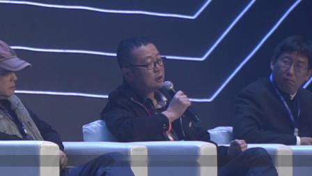 用华为智慧屏与《三体》作者刘慈欣远程畅谈