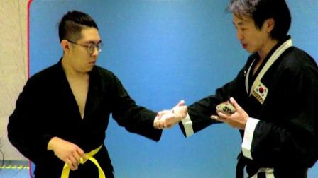 最强韩式合气道教学 第三节 基本术以及应用技术002