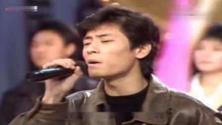 王杰经典歌曲《一场游戏一场梦》动人的嗓音,浪子的形象太完美