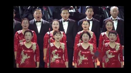 礼赞新中国 第七届上海合唱节展演《第一篇章——时代旋律》