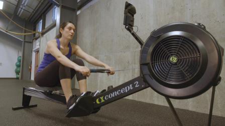 C2划船机:使用机器锻炼