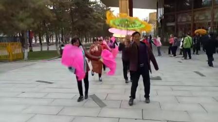 陕北秧歌教学   零起点