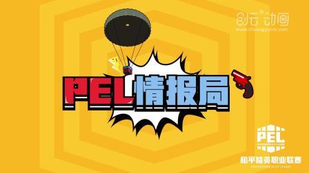 【PEL情报局】PEL和平精英职业联赛赛制讲解动画—突围赛赛制