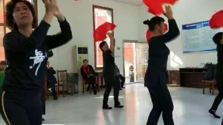 学跳毛老师新舞~不说话